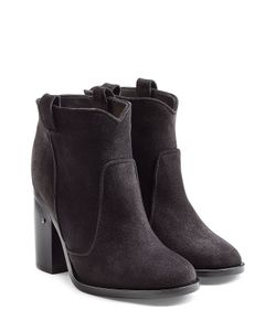 Laurence Dacade | Pete Suede Ankle Boots Gr. 35