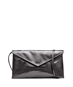 Maison Margiela | Metallic Leather Shoulder Bag Gr. One Size