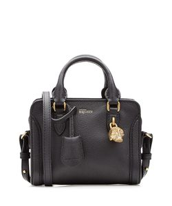 Alexander McQueen | Mini Padlock Leather Shoulder Bag Gr. One Size