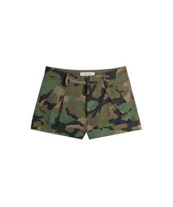 Valentino | Cash Rocket Camouflage Cotton Shorts Gr. 34