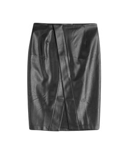 Bailey 44 | Ricketts Faux Leather Pencil Skirt Gr. M
