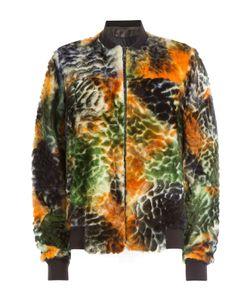 Kenzo | Shearling Bomber Jacket Gr. S