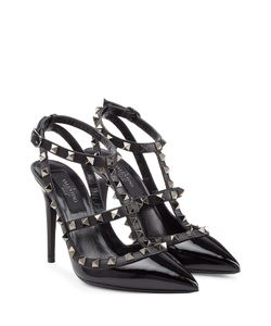 Valentino | Patent Leather Rockstud Pumps Gr. 36