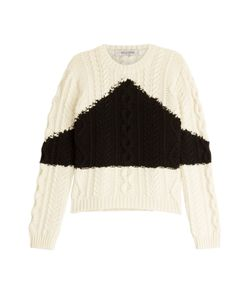 Valentino | Virgin Wool-Cashmere Pullover Gr. S
