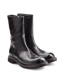Rick Owens | Leather Boots Gr. 41