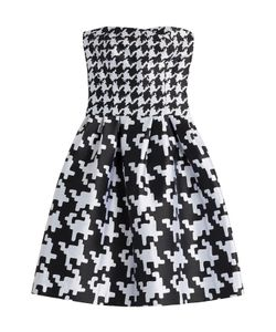 BOUTIQUE MOSCHINO | Dogstooth Dress Gr. 34