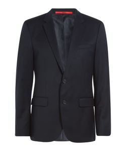 Hugo | Wool Blazer Gr. 48