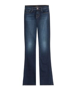 J Brand Jeans | Mid-Rise Boot Cut Jeans Gr. 32