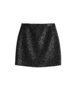 Victoria, Victoria Beckham | Metallic Mini-Skirt Gr. 34