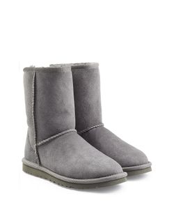 UGG Australia | Classic Short Suede Boots Gr. 5