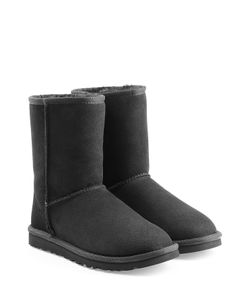UGG Australia | Classic Short Suede Boots Gr. 36