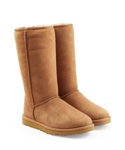 UGG Australia | Classic Tall Suede Boots Gr. 37