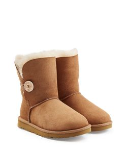 UGG Australia | Bailey Button Suede Boots Gr. 36