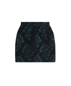 Roberto Cavalli | Jacquard Mini Skirt Gr. 34