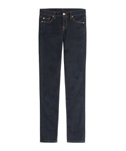 7 for all mankind | Cotton-Blend Skinny Jeans Gr. 32