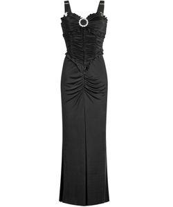 Alessandra Rich | Embellished Jersey Dress Gr. It 44