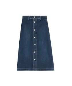 Alexa Chung for AG | Cool Denim Skirt Gr. 24