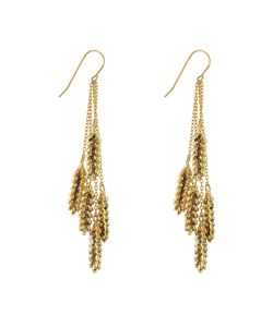 Aurelie Bidermann | 18kt Gold Plated Earrings Gr. One Size
