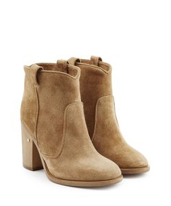 Laurence Dacade | Suede Ankle Boots Gr. 355