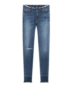 J Brand Jeans | 835 Mid Rise Capri Skinny Jeans Gr. 30