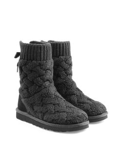 UGG Australia | Isla Suede Boots With Wool Gr. 36