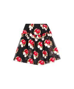 Simone Rocha | Embroidered Tulle Skirt Gr. 34