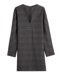 Agnona | Printed Cashmere Dress Gr. 40