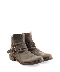 Fiorentini+Baker | Suede Boots Gr. 40