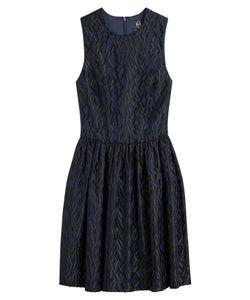 Mcq Alexander Mcqueen | Embroidered Mini Dress Gr. 34