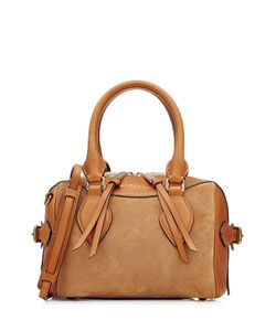 Burberry Prorsum | Leather And Suede Tote Gr. One Size