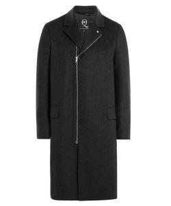 Mcq Alexander Mcqueen   Virgin Wool-Cashmere Coat Gr. Eu 52