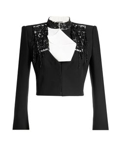 Alexander McQueen | Embellished Cropped Jacket Gr. It 40