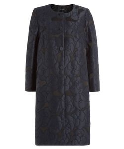 Tara Jarmon | Embroidered Evening Coat Gr. 36