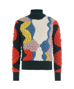 Peter Pilotto | Slalom Turtleneck With Alpaca Gr. Xs