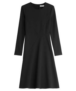 Jil Sander | Wool Dress Gr. 34