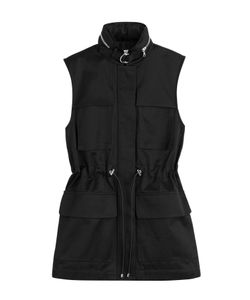 Victoria Beckham Denim | Cotton Gabardine Vest Gr. 8