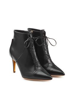Rupert Sanderson | Henty Leather Ankle Boots Gr. 35