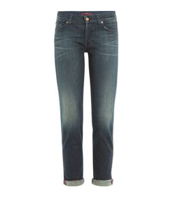 7 for all mankind | Josefina Cropped Jeans Gr. 25