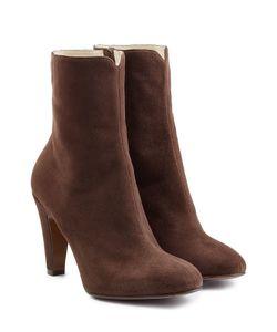 L' Autre Chose | Suede Ankle Boots Gr. 36