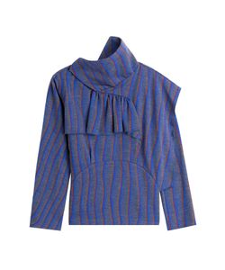J.W. Anderson | Top With Ruffles Gr. 6