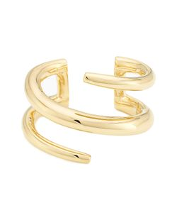Jennifer Fisher | 14kt Gold Plated Cuff Gr. One Size