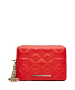Roland Mouret | Leather Clutch Gr. One Size
