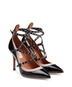 Valentino | Love Latch Leather Pumps Gr. 40