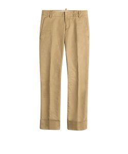 Dsquared2 | Cropped Cotton Pants Gr. 36