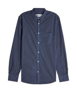 Officine Generale   Cotton Shirt Gr. Xl