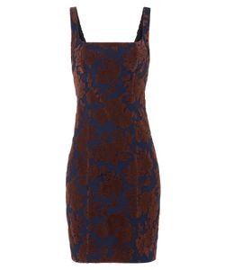 Mary Katrantzou | Dress With Velvet Gr. Uk 8