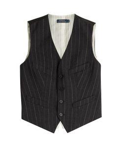Polo Ralph Lauren | Pinstriped Wool Waistcoat Gr. 8