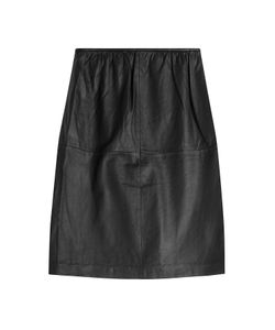 Vanessa Bruno | Leather Skirt Gr. 34