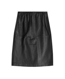 Vanessa Bruno | Leather Skirt Gr. 34