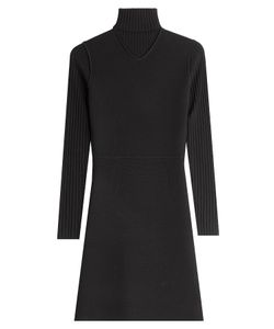 Theory | Wool Turtleneck Sweater Dress Gr. Xs
